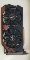 Used MSI N760 TwinFrozr 2GD5/OC Graphics card in Dubai, UAE