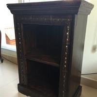 Medium Bookcase, Solid Wood