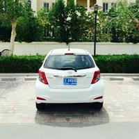 Used Toyata Yaris 2013 on zero Down Payment Loan  in Dubai, UAE