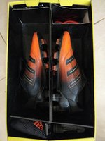Used ORIGINAL Adidas men's football studs in Dubai, UAE