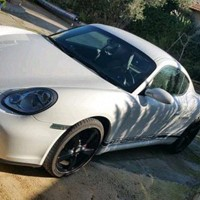 Used Porche Cayman 2008 Full Option in Dubai, UAE