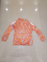 Used New orange pullover size XL in Dubai, UAE