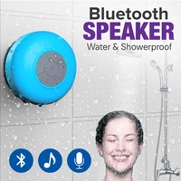 Used Waterproof stickon Bluetooth speaker in Dubai, UAE