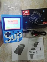 Used New!! Sup game box 400 games in Dubai, UAE