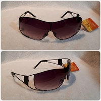 Used New Black Big Frame sungglass... in Dubai, UAE