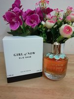 Used Elie Saab girl of now edp 90ml in Dubai, UAE