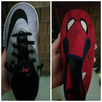 Used Original Nike n Spiderman shoes Preloved in Dubai, UAE