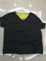 Body shape slimming t shirt size S