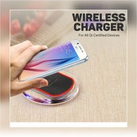 Used New black wireless charger in Dubai, UAE