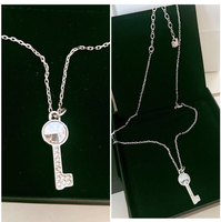Original Swarovski Necklace Preloved