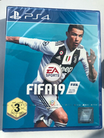 Used PS4 Fifa 19 arabic in Dubai, UAE