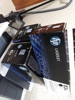 HP Printer Toner 83A (CF283A)