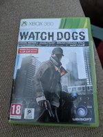 Used 🔥Watch Dogs🔥 XBOX 360 GOOD CONDITION in Dubai, UAE