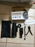 Used Water proof phone telescope monoculur in Dubai, UAE