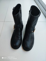 Used H&M Black Boots EU37 in Dubai, UAE