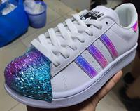 Used Adidas Superstar Rainbow Edition For Sale in Dubai, UAE