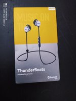 Used Mivi Thunder Beats Earphones!! in Dubai, UAE
