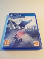 Used ACE COMBAT 7 PS4 GAME like new in Dubai, UAE