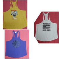 Used Men's sleeveless tank top, 3 pcs, XL in Dubai, UAE
