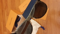 Used LV sunglass new authantic in Dubai, UAE