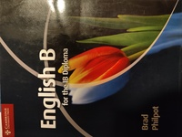 English B- Cambridge book