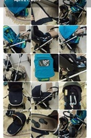 Used Stroller set from Mama's & Papas in Dubai, UAE