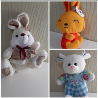 Used Soft toy/stuff toy BUNNY bundle! in Dubai, UAE