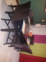 Used Dinning table for 10 throw aways price in Dubai, UAE
