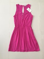 Used Neverworn pink dress in Dubai, UAE