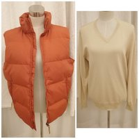 Used MEN PUFFER JACKET & JUMPER in Dubai, UAE