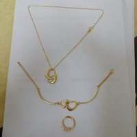 Used Beautiful Love Jewelery Set 3pcs in Dubai, UAE