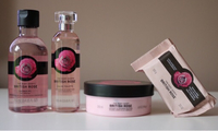 British rose mist range of