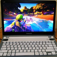Used Samsung Q470C Laptop + Gifts {READ Desc} in Dubai, UAE