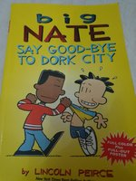 Used Big Nate book in Dubai, UAE