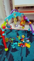 Used Playgro playgym + teethers in Dubai, UAE