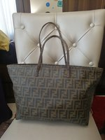 Used AUTHENTIC FENDI ROLL TOTE BAG.. in Dubai, UAE