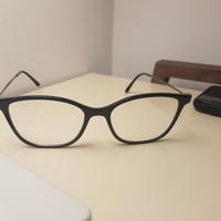 Used Giorgio Armani eye glasses frame in Dubai, UAE