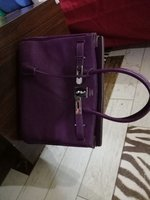 Used Purple bag in Dubai, UAE