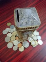 Used COLLECTION OF COINS+TOWER OF LONDON BANK in Dubai, UAE