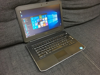 Used Dell Core i5 /16gb ram/256 SSD laptop in Dubai, UAE
