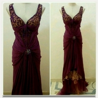 Used Brand New elegant Long Dress for LADIES in Dubai, UAE