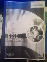 Used IGCSE Chemistry study guide in Dubai, UAE