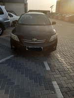 Used Toyata corolla 2009 model in Dubai, UAE