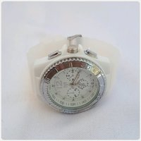 White fantastic TECHNO MARINE watch