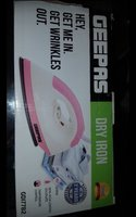 Used Geepas Dry Iron in Dubai, UAE