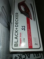 Used Black and Decker Iron Box 1600W in Dubai, UAE