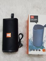 Used JBL portable speakers black ☆ in Dubai, UAE