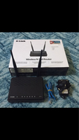 Used D-Link Wireless Router in Dubai, UAE