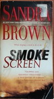 Used Smoke Screen by Sandra Brown in Dubai, UAE