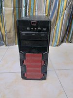 Used Desctop Cor2Du 4 Gb Ram W/ Graphics Card in Dubai, UAE